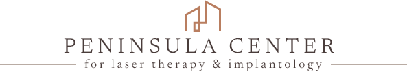 Peninsula Center for Implantology logo